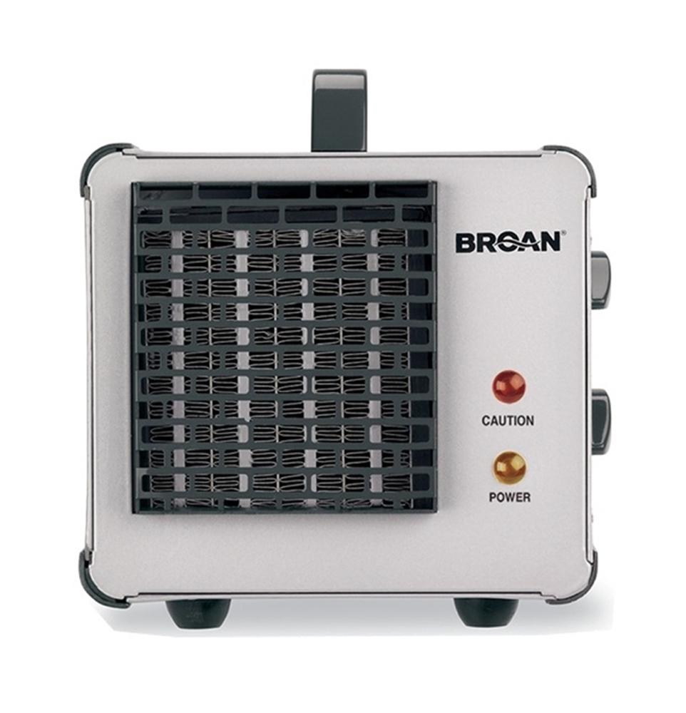 Portable Battery Powered Heater Broan Nutone 6201 Big Heat Portable Heater