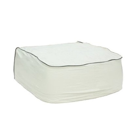 Camco Coleman Polar Cub RV Air Conditioner Cover Arctic White