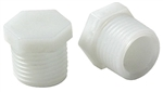 "Camco 11630 RV Water Heater Drain Plug, 1/2"" NPT - 2 Pack"