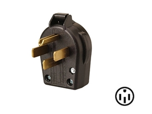 Surge Guard 09543-33-08 50 Amp Male Replacement Adapter