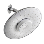 American Brass Bluetooth Music Rainfall Shower Head
