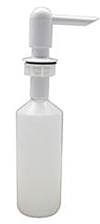 Phoenix RV Soap Dispenser - White