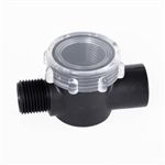 "Artis Products ARTISSTR01T RV Water Pump Filter 1/2"" Threaded Ends"
