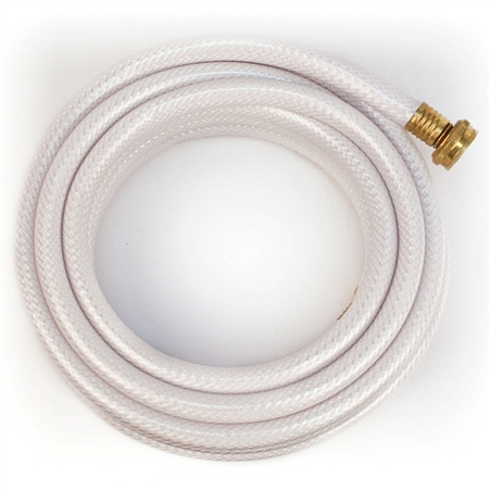 "Apex 7533-25 Aquaflex RV Fresh Water Hose - 25' x 1/2"" D"