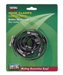 Valterra H03-0075VP Hose Clamp Combo Pack
