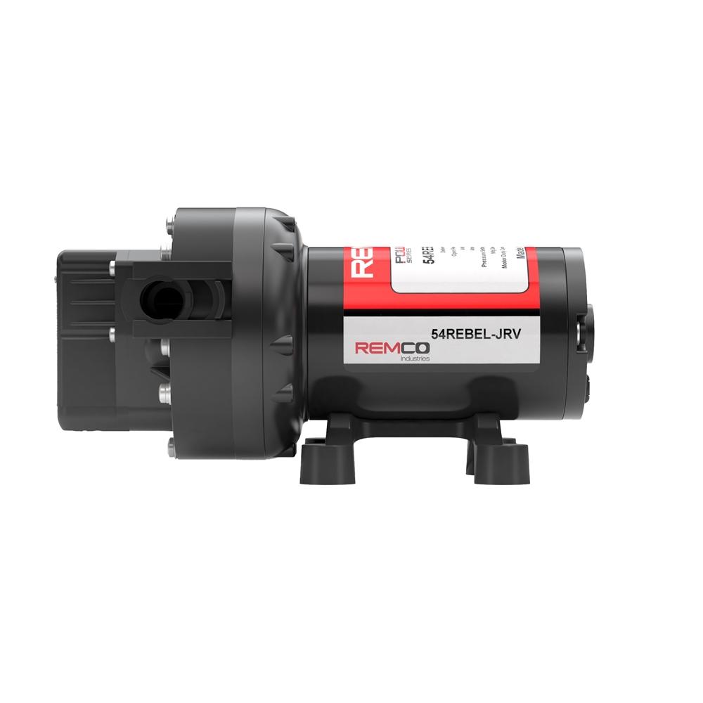 Remco 53REBEL-JRV Rebel 3 2 GPM Single Speed RV Fresh Water Pump