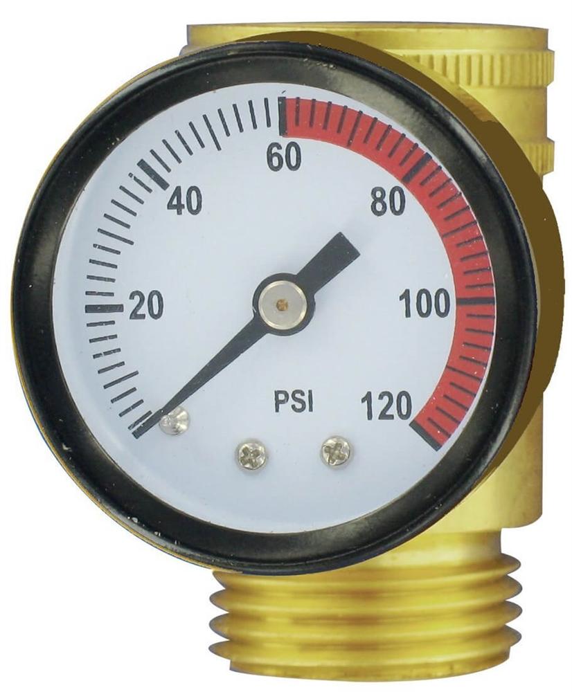 Valterra A01-2222VP  Fresh Water Pressure Regulator WATER ENTRY RV