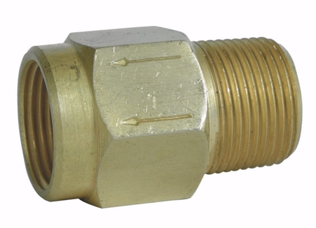 Camco RV Backflow Preventer - 1/2""