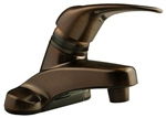 Bronze Single Lever RV Bathroom Dura Faucet