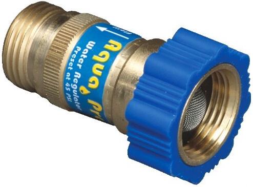 Aqua Pro 21852 Fresh Water RV Pressure Regulator