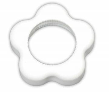 JR Products 616-05-E-PW-A Connect-It-Tight- White