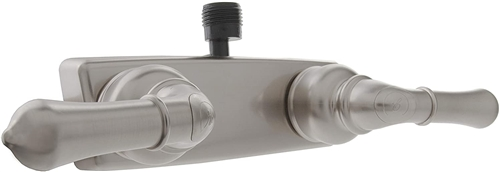 Satin Nickel Classical RV Shower Dura Faucet
