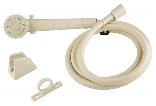 Dura Faucet DF-SA130-BQ RV Shower Kit - Bisque