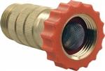 JR Products 62215 Hi-Flow RV Water Regulator - 50-55 psi