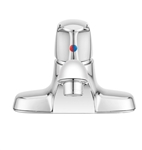 Dura Faucet DF-NML210-CP Chrome Arc Single Lever RV Lavatory Faucet