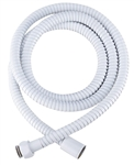 Dura Faucet DF-SA200-WT White RV Shower Hose - 60""