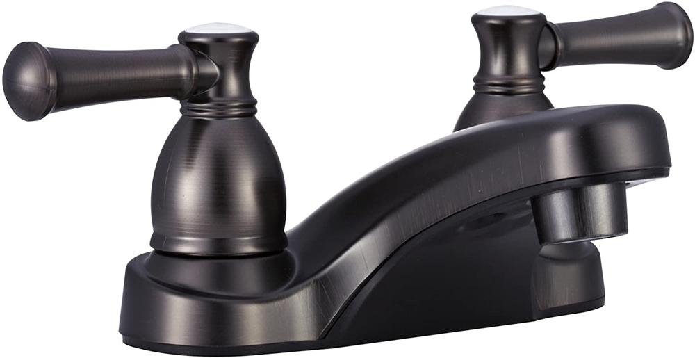 Dura Faucet DF-PL700L-VB Designer RV Venetian Bronze Bathroom Faucet