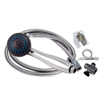 Phoenix 9-936 3 Function Shower Head Kit - Chrome