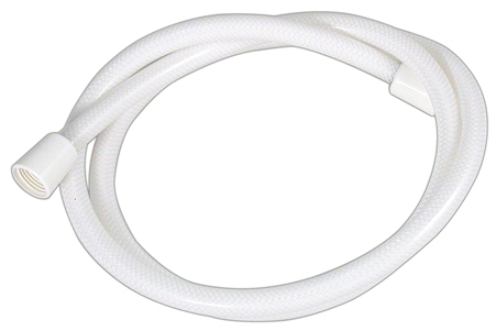 "Phoenix 9-342N-72 Replacement 72"" Nylon Shower Hose - White"