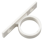 Phoenix 9-341-22 Shower Hose Guide Ring - White