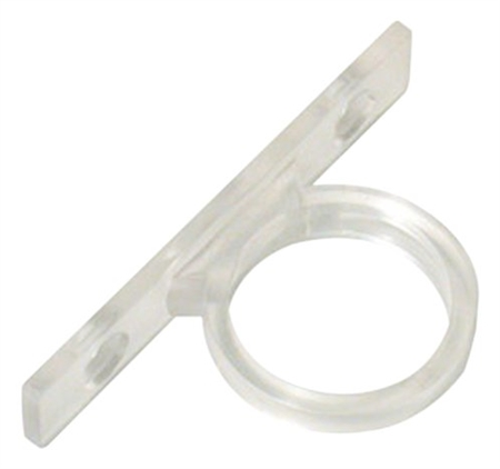 Phoenix 9-341CL-22 Shower Hose Guide Ring - Clear