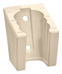 Phoenix 9-341-21B Shower Bracket - Biscuit