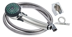 Phoenix 9-916C Single Function Shower Head Kit - Chrome