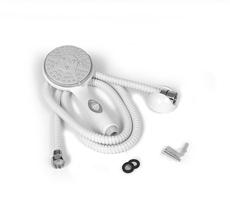 Camco 43714 RV Shower Head Kit - White