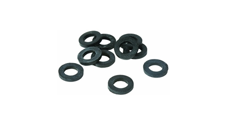 Camco 43763 RV Shower Head Gaskets - 10 Pack
