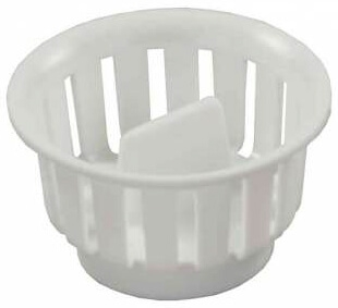 JR Products 95045 RV Sink Strainer Basket