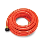 Camco 22990 RhinoFlex Gray/Black Water Hose - 25'