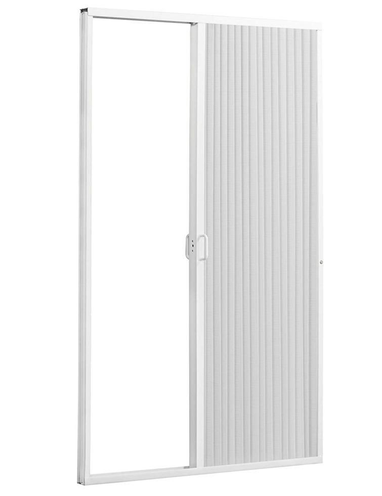 3667SW RV Pleated Shower Door 36\