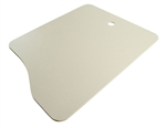 Lippert 306193 Better Bath Large Left Sink Cover - Parchment