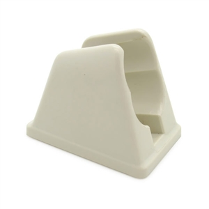 Dura Faucet Bisque Hand Held Shower Wand Bracket