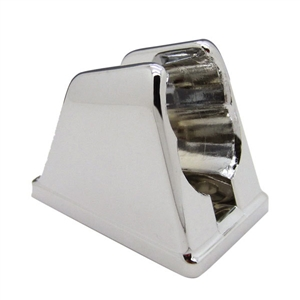 Dura Faucet Chrome Hand Held Shower Wand Bracket