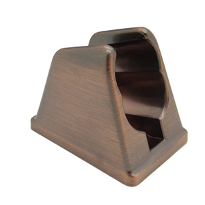 Dura Faucet Bronze Hand Held Shower Wand Bracket