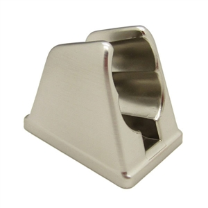 Dura Faucet Satin Nickel Hand Held Shower Wand Bracket
