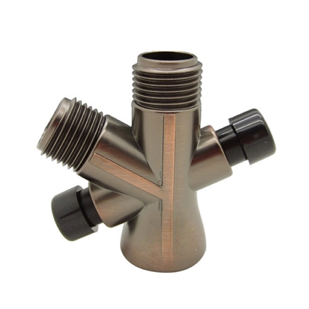 Dura Faucet DF-SA160-ORB Shower Head Diverter - Bronze