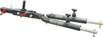 NSA 10002C Hercules RV Tow Bar With ReadyBrake - 12,000 Lbs - Charcoal