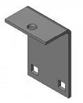 Lippert 1059621 Electric Slide-Out Room System Right Mounting Bracket