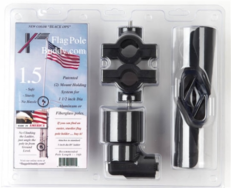 "Flagpole Buddy 106105 1.5"" Mounts Only"