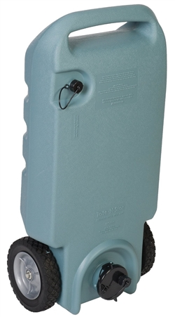 Tote-N-Stor 25606 Portable RV Waste Tank - 11 Gallon