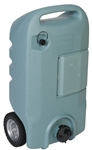 Tote-N-Stor 25607 Portable RV Waste Tank - 15 Gallon