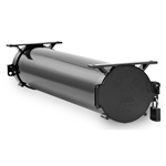Phoenix SH3360BK Super Slider Sewer Hose Carrier And Storage Tube
