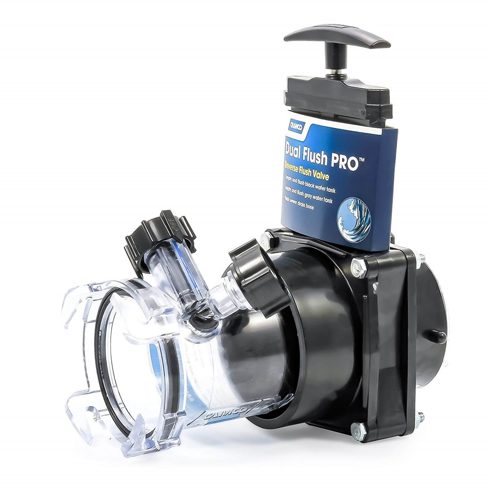 Camco 39062 Dual Flush Pro Reverse Flush Valve