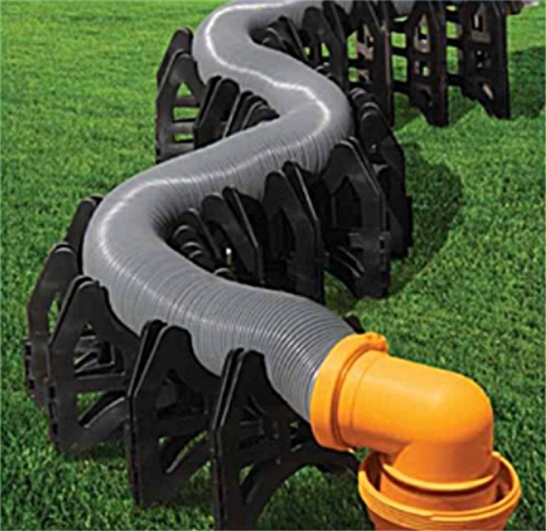 Level-Trek LT-80090 RV Sewer Hose Support 25'