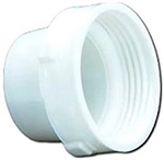 "Barker 11942 3"" Straight Sewer Hose Adapter For 5-Gallon Gray Water Tank"