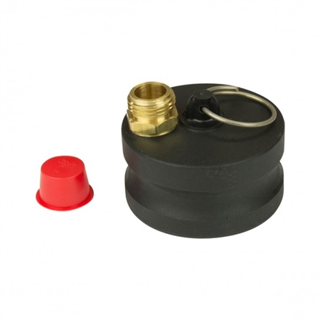 Lippert RV Waste Master Male Cam Lock Garden Hose Adaptor