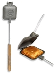 Rome Industries 1105 Square Jaffle Iron - Cast Iron