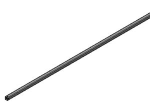 Lippert 117606 Tube Inner X-Shaft W/ Holes 0.8125